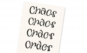 Alles in Ordnung: Chaos