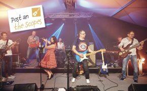 The Scopes. Eine echte Band