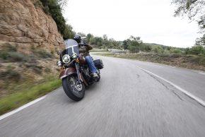 Das Streben nach Freiheit. Faszination Motorrad