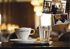 Wiener Melange. Kaffeehauskultur – leben ala Carte 1803