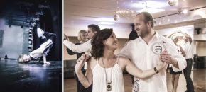 Let's dance. Tanzen ist mehr als rhythmische Bewegung