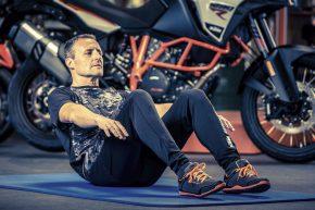 Biker Kondition – Sit ups