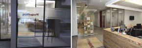 Willkommen am Coulin Corner / Altes Holz, viel Licht, viel Raum begrüßen unsere Kunden
