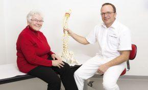 Gemeinsam mit dem Patienten wird ein individuelles Therapiekonzept ausgearbeitet