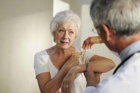 Schmerzen in der Schulter unbedingt abklären lassen.