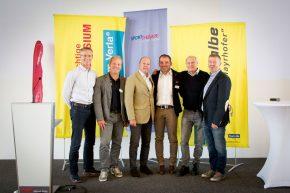 Das Referententeam: Christian Hoser, Harald Beidl, Josef Wiesauer, Christian Fink, Jürgen Weineck und Markus Wipplinger