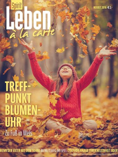 Leben ala Carte – Cover 0316