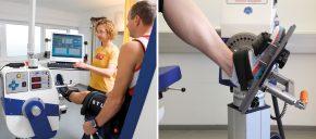 Funktionelles Training der Unterschenkelmuskulatur