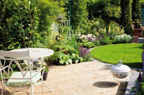Garten ist überall