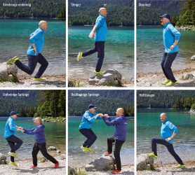 10 goldene Übungen für Arthrosepatienten