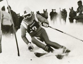 Sepp Loidl, Kippstangen waren 1970 noch kein Thema