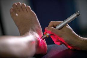 Low-Level-Lasertherapie