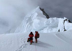 Climb to fly K2