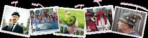 Kopfsache. Der Hut ist mehr als eine Kopfbedeckung